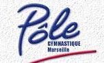 Logo du pôle gymnastique de Marseille