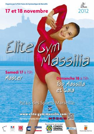Elite gym Massila à Marseille 2012