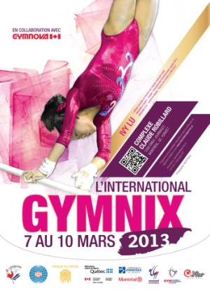 International Gymnix 2013