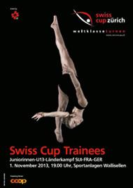 Affiche de l'U13 à Wallisellen en Suisse